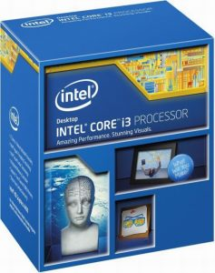CPU Intel Core i3 – 4170