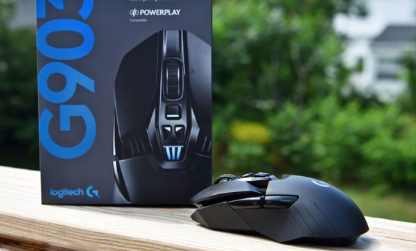 san pham chuot co day logitech g903