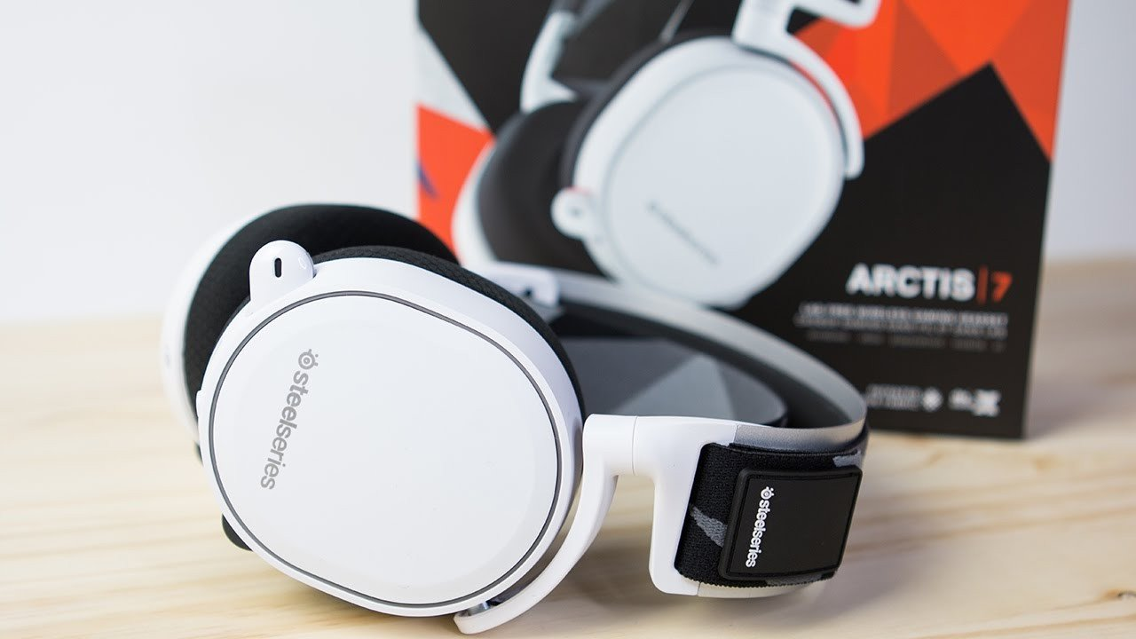 tai nghe chơi game Steelseries Arctis 7