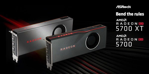 review card màn hinh Radeon™ RX 5700 Series AMD 4