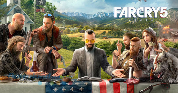 cau hinh may tinh chơi game Far Cry 5