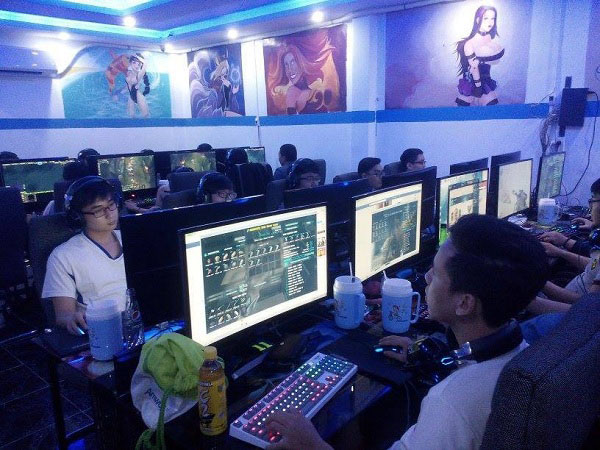 top 5 phong cyber game dep nhat can tho